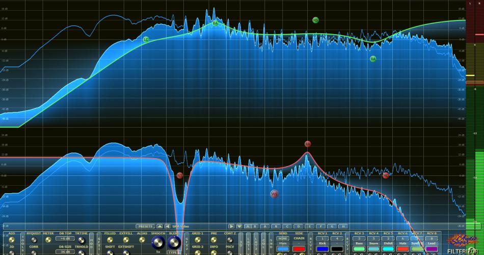 Sugar Audio Filterizor Q