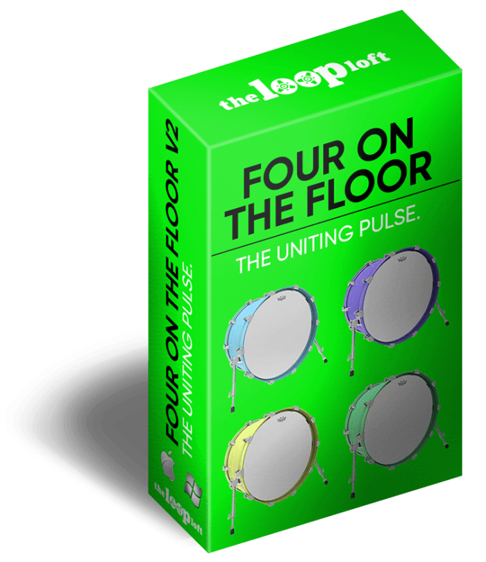The Loop Loft Four On The Floor Vol 3