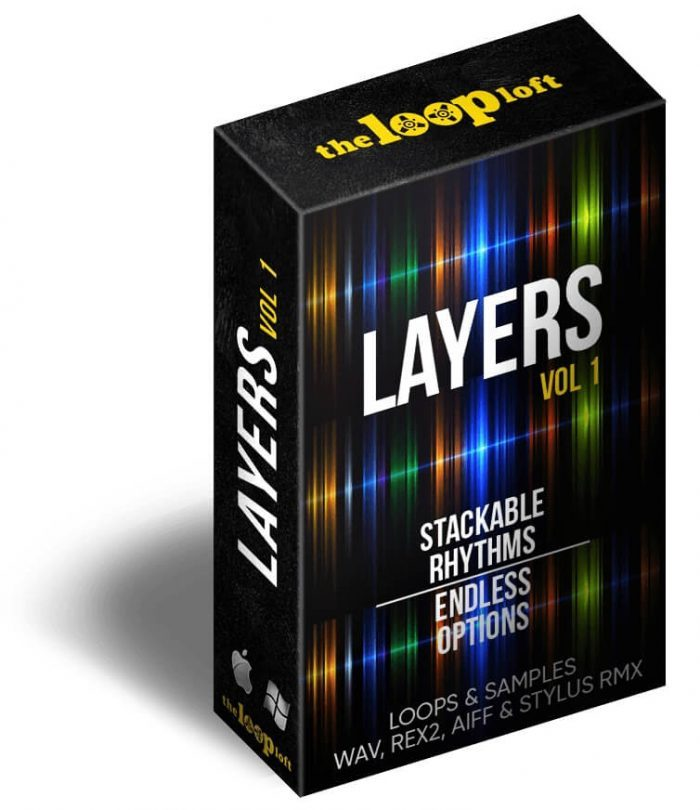The Loop Loft Layers Vol 1