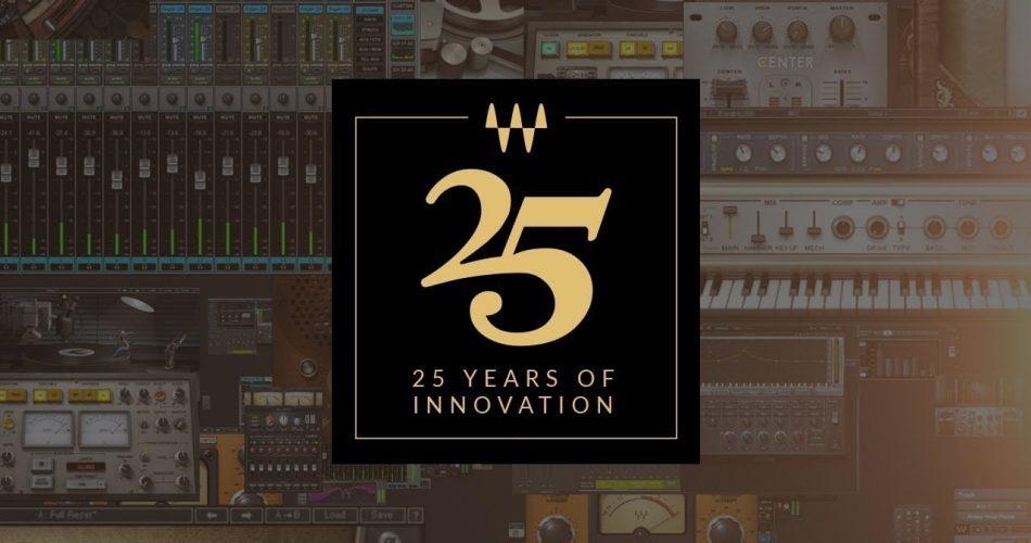 Waves 25 Anniversary