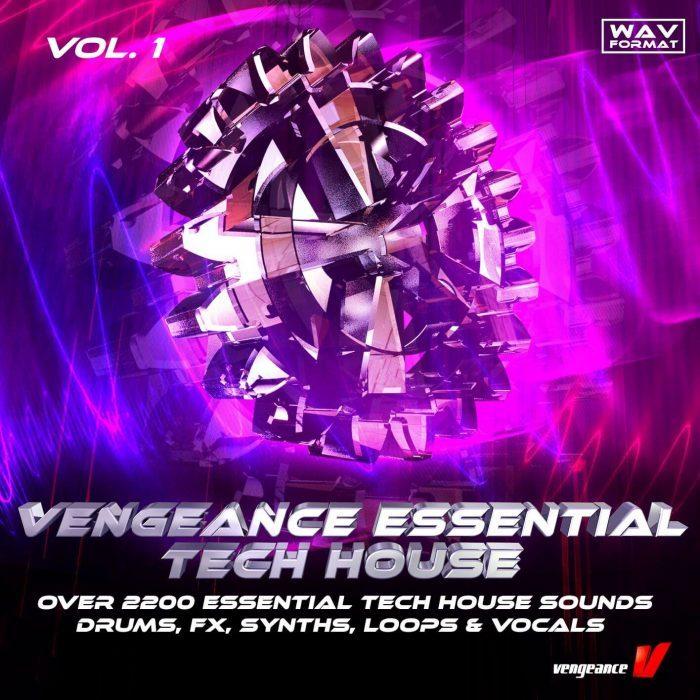 reFX Vengeance Essential Tech House Vol 1
