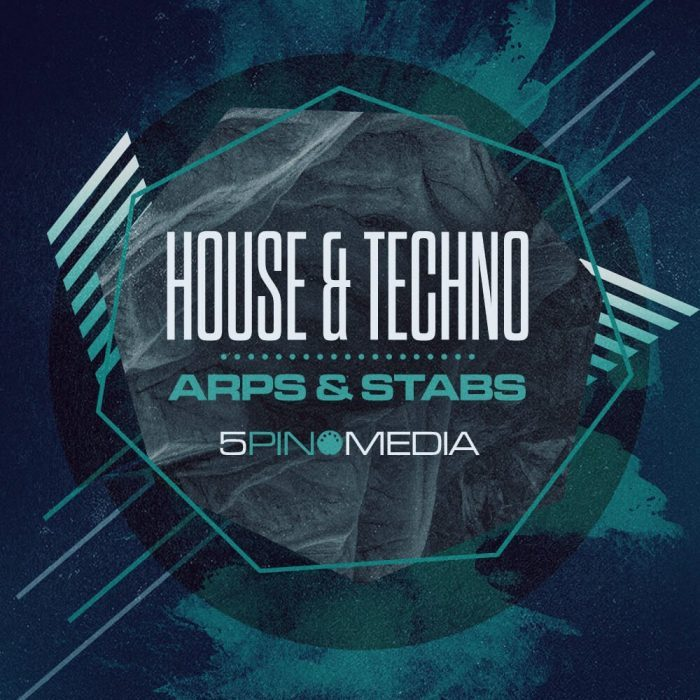 5Pin Media House & Techno Arps & Stabs