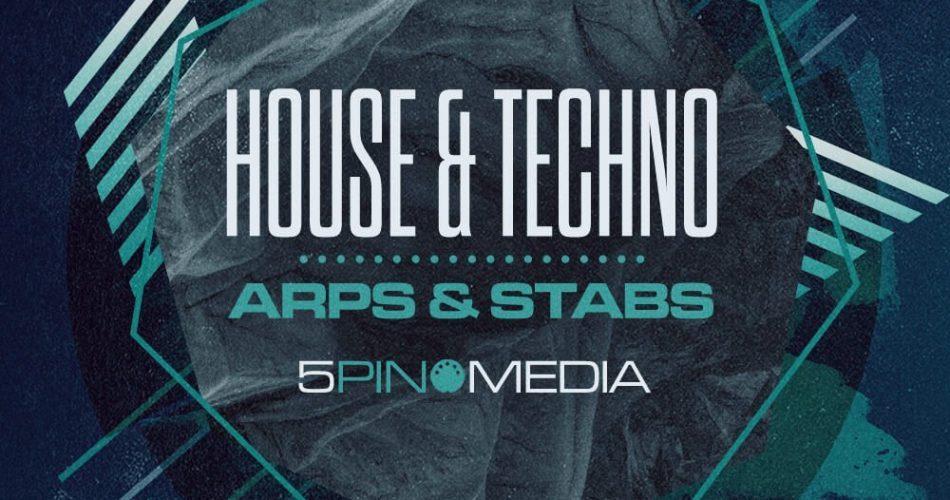 5Pin Media House & Techno Arps & Stabs