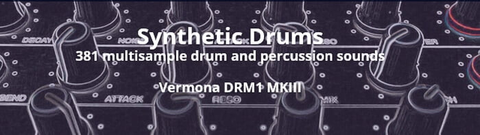 AD Synthetic Drums