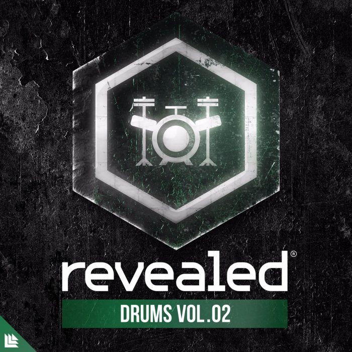 Alonso Sound Revealed Drums Vol 2