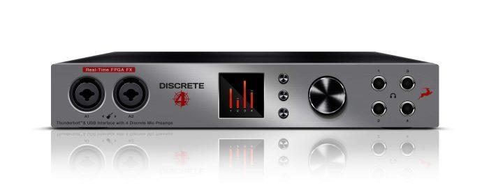 Antelope Audio Discrete 4 Front