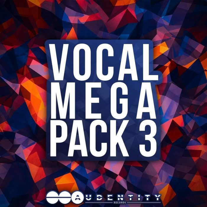 Audentity Records Vocal Megapack 3