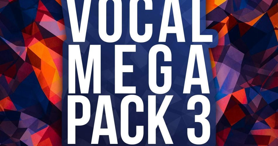 Audentity Records Vocal Megapack 3