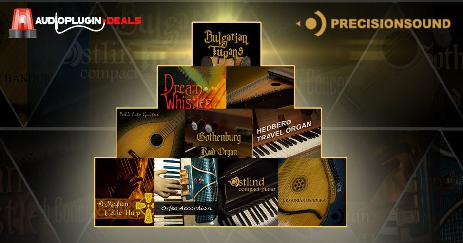 Audio Plugin Deals Precisionsound European Bundle