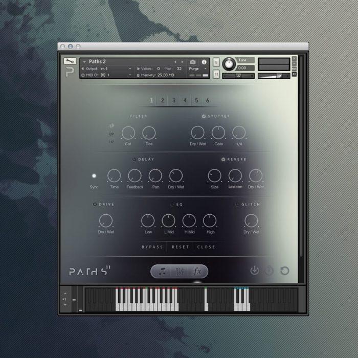 Audiomdern Paths 2 User Interface 3