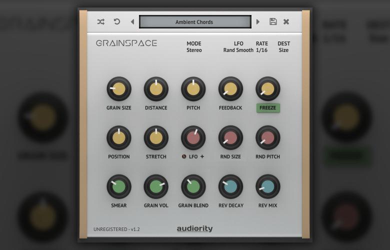 Audiority GrainSpace 1.2