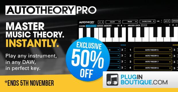 AutoTheory PRO 50 OFF