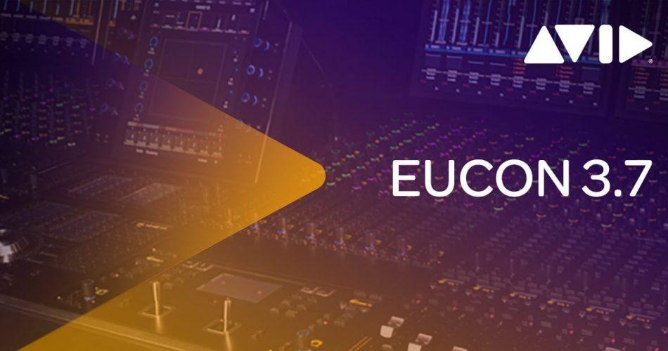 Avid EUCON 3.7