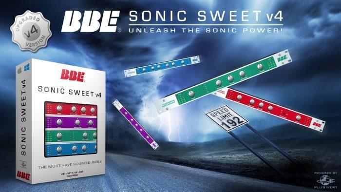 BBE Sound Sonic Sweet V4