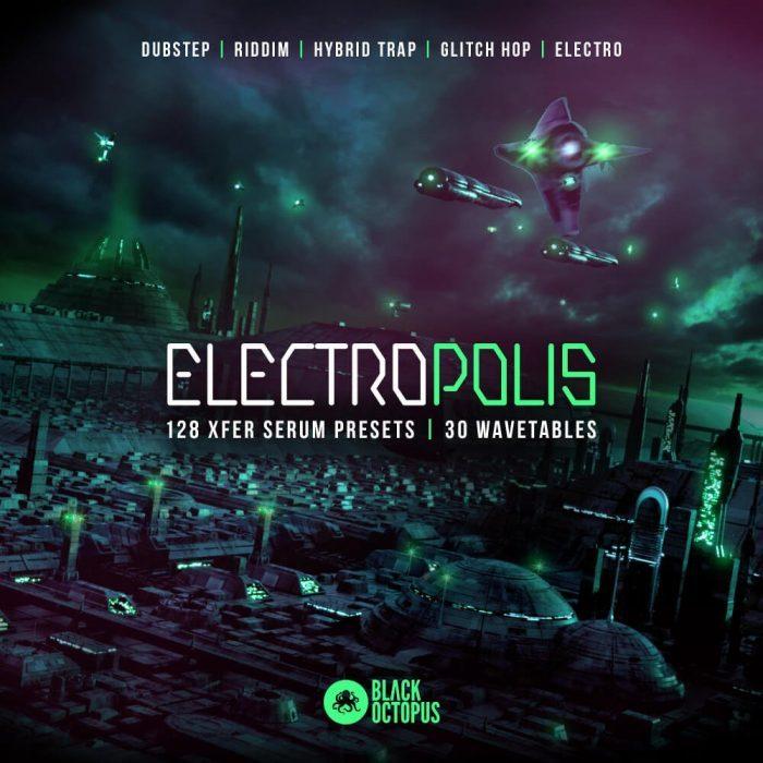 Black Octopus Electropolis