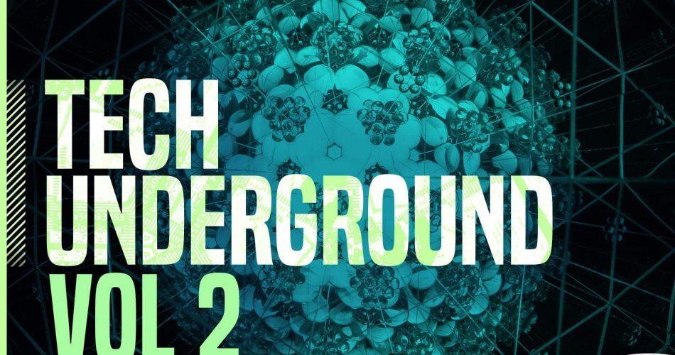 Chop Shop Samples Tech Underground Vol 2