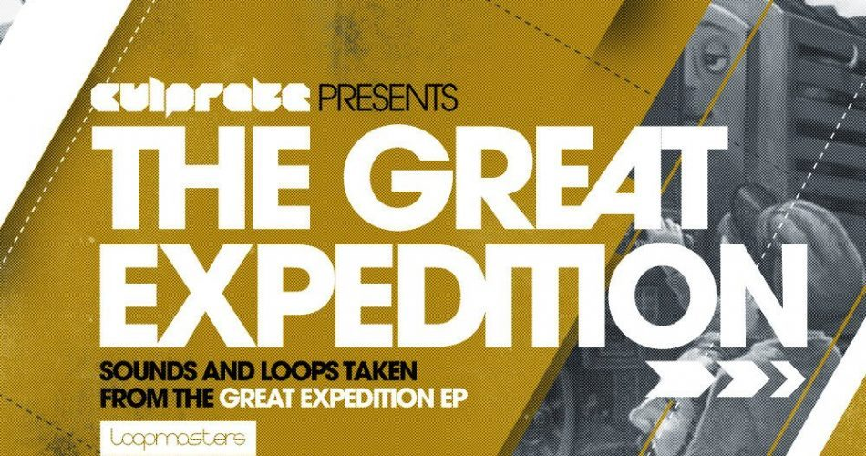 Culprate The Great Expedition