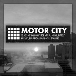 Drum Depot Motor City
