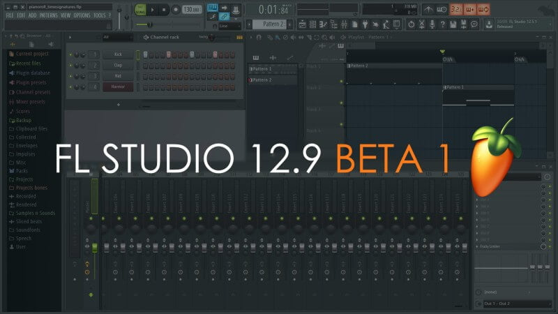 fl studio 12 5 beta