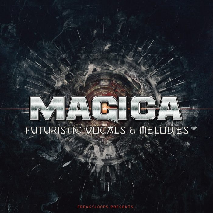 Freaky Loops Magica Futuristic Vocals & Melodies