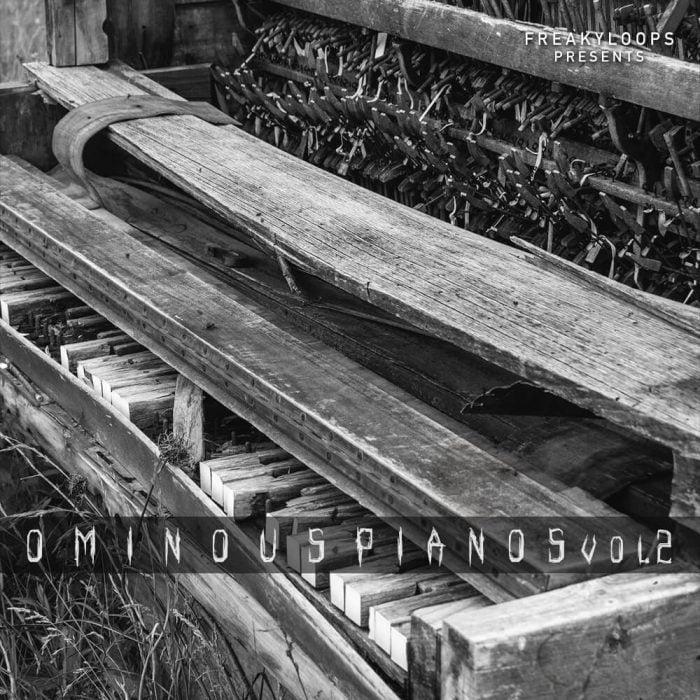 Freaky Loops Ominous Pianos Vol 2
