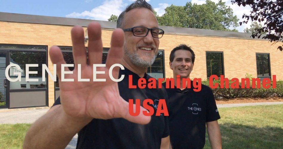 Genelec Learning Channel USA