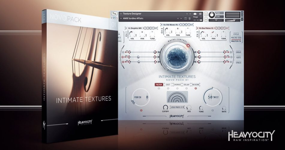 Heavyocity Intimate Textures feat