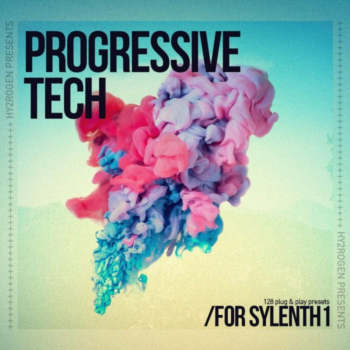 Hy2rogen Progressive Tech for Sylenth1