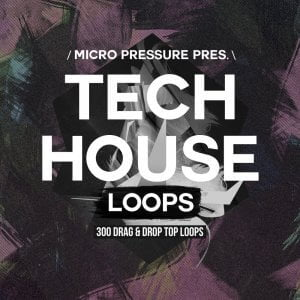 Hy2rogen Tech House Loops
