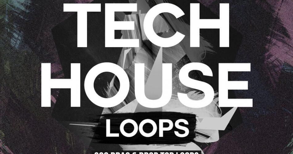Hy2rogen Tech House Loops