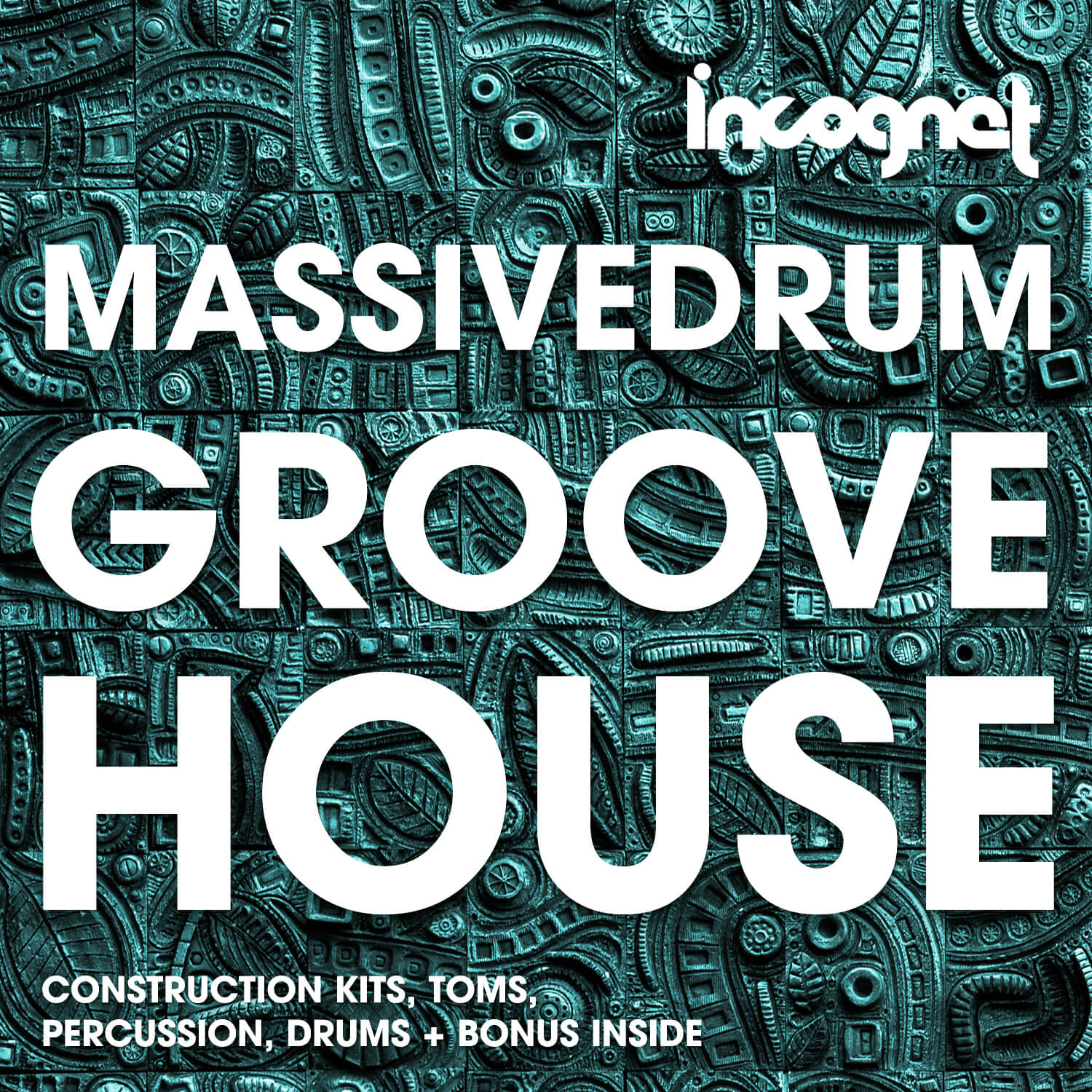 Incognet releases massivedrum groove house samples for Groove house music