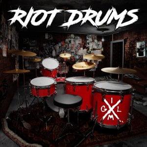 It Might Get Loud Riot Drums