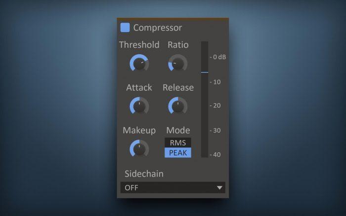 Kilohearts Compressor