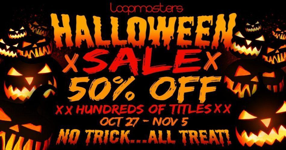 Loopmasters Halloween Sale 2017