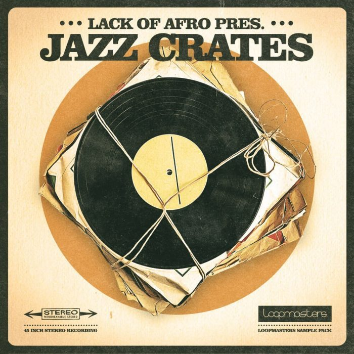 Loopmasters Lack of Afro Jazz Crates