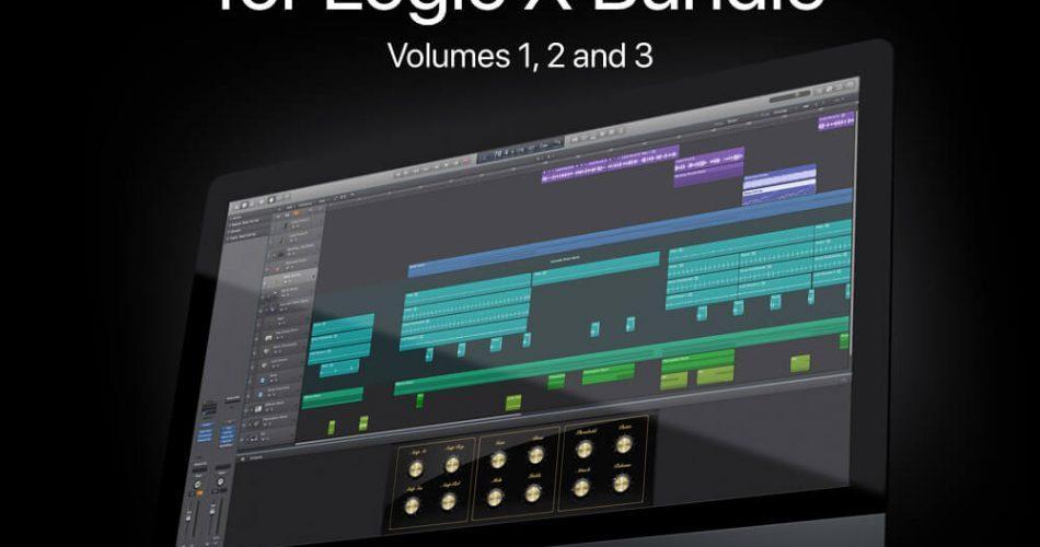 Loopmasters Mix Essentials for Logic X Bundle
