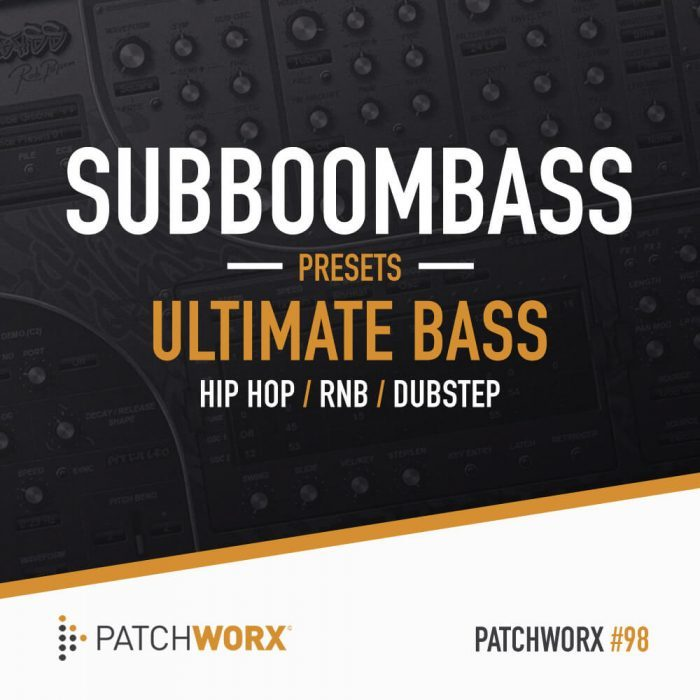 Loopmasters Ultimate Bass for SubBoomBass