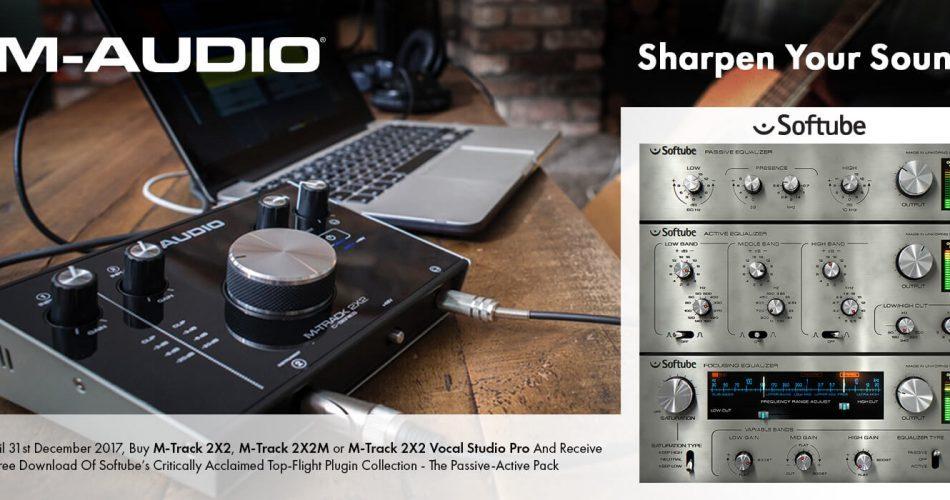 M Audio Softube