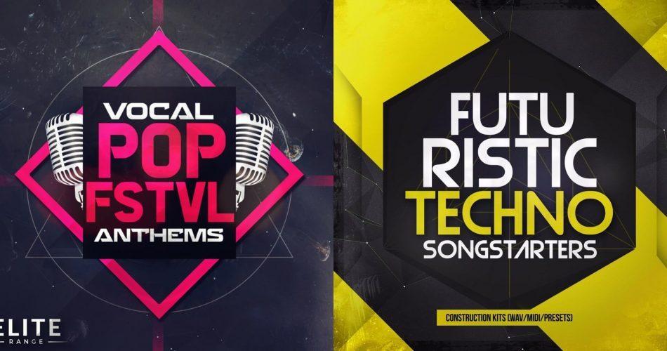Mainroom Warehouse Vocal Pop FSTVL Anthems Futuristic Techno Songstarters