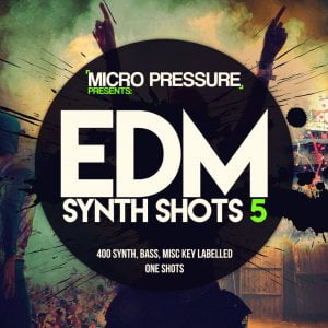 Micro Pressure EDM Synth Shots 5