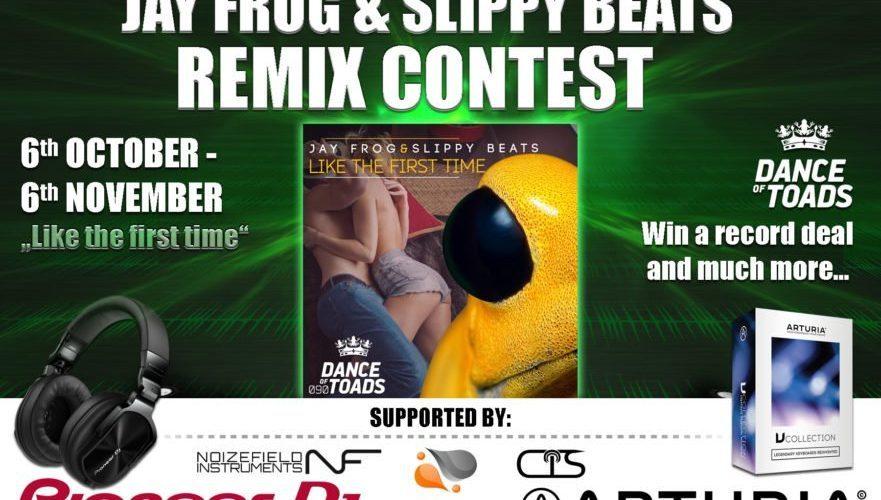 Noizefield Jay Frog & Slippy Beats Remix Contest