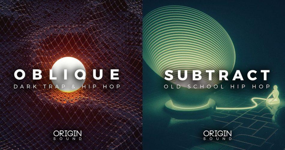 Origin Sound Oblique & Subtract