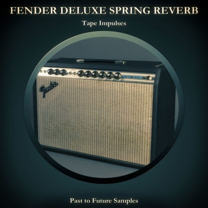 Past To Future Samples Fender Deluxe Spring Reverb IR pack