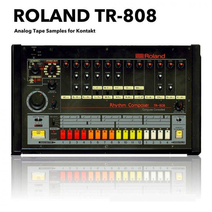 Past To Future Samples Roland TR 808 Tape
