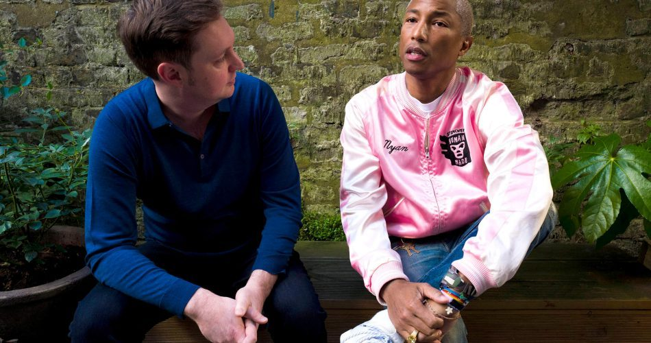 Pharrell and Roland Lamb