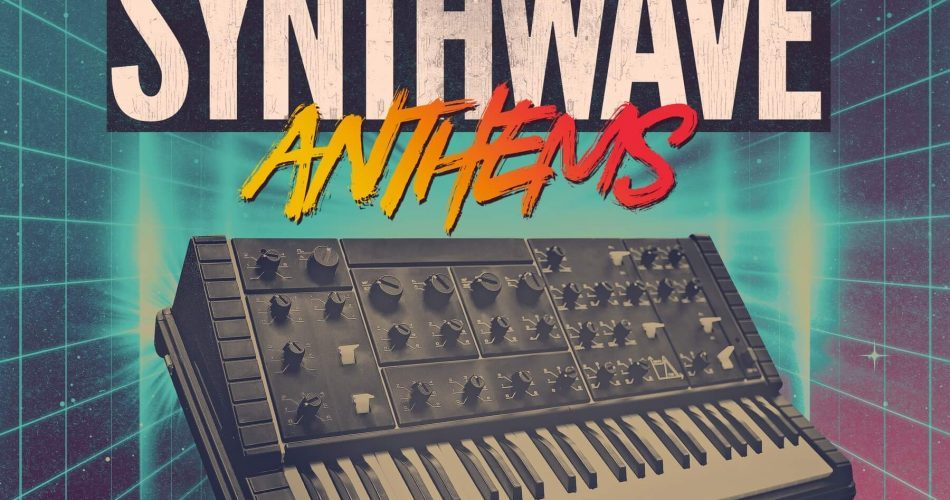 Producer Loops Synthwave Anthems
