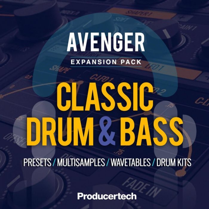 Producertech Avenger Classic Drum & Bass