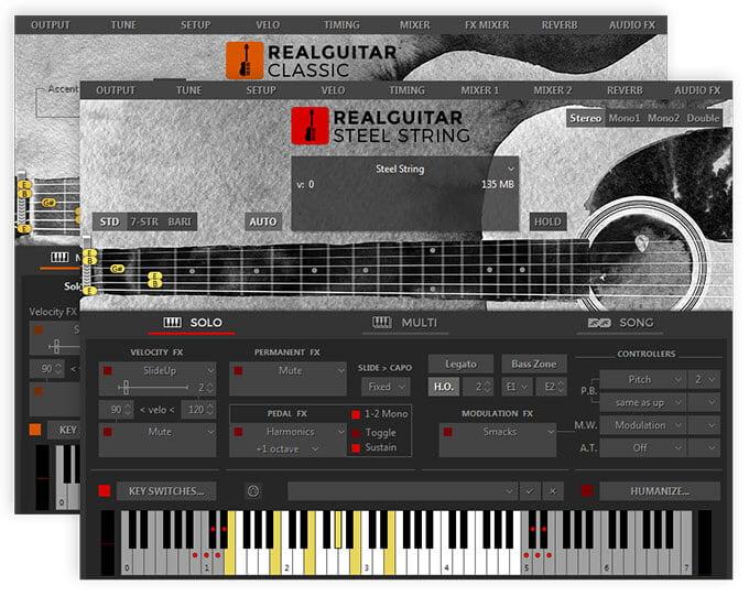 RealMusic RealGuitar 5