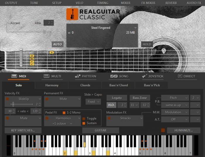 RealMusic RealGuitar Classic