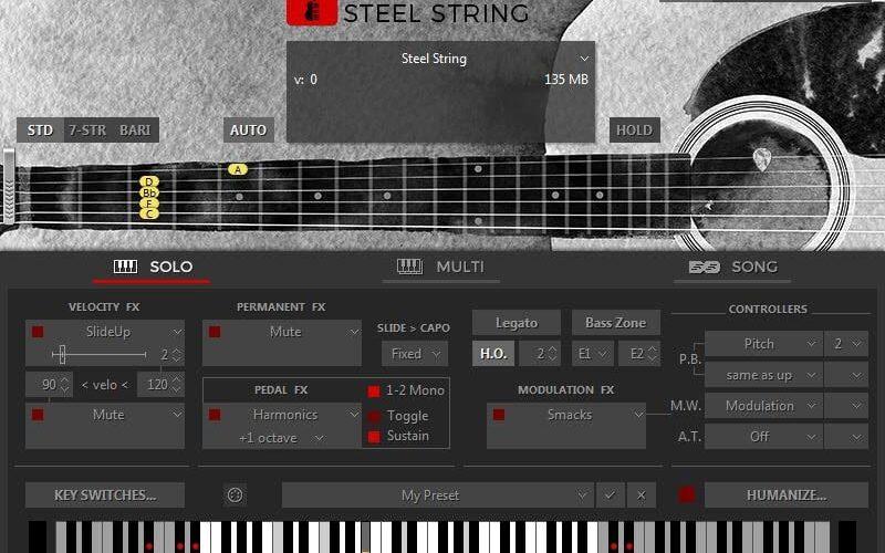 RealMusic RealGuitar Steel String